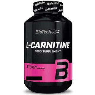 BioTech L-Carnitine 30 Tablets