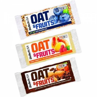 BioTech Oat Bar