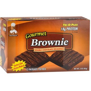Chef Jays Protein Brownie 85g