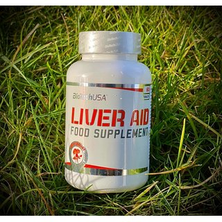 BioTech Liver Aid 60 Tabletten